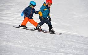Better to ski and have fun